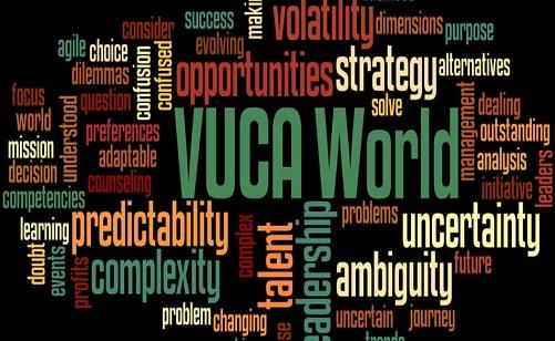 Um mundo de incertezas para os negócios!